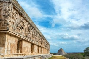 Mayan City of Uxmal. Mexico Tour Packages