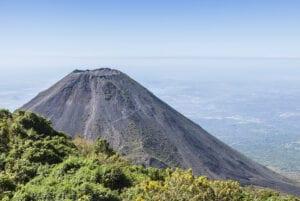Amazing Volcano in Cerro Verde National Park. Santa Ana, El Salvador Tours.