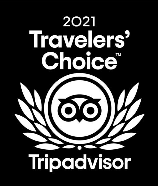 Travelers Choice Award for Mayan Gateway 2021