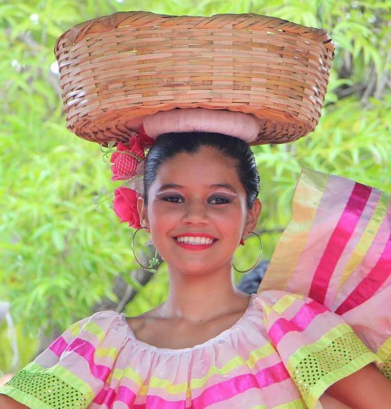 Traditional Clothing in Nicaragua